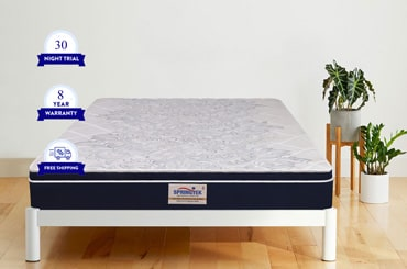 Buy hybrid latex pocket spring mattress online
