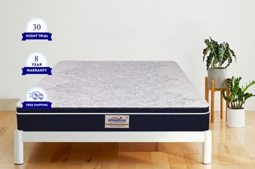 Buy memory foam pocket spring mattress online
