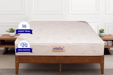 Buy duro bond coir ortho range mattress online