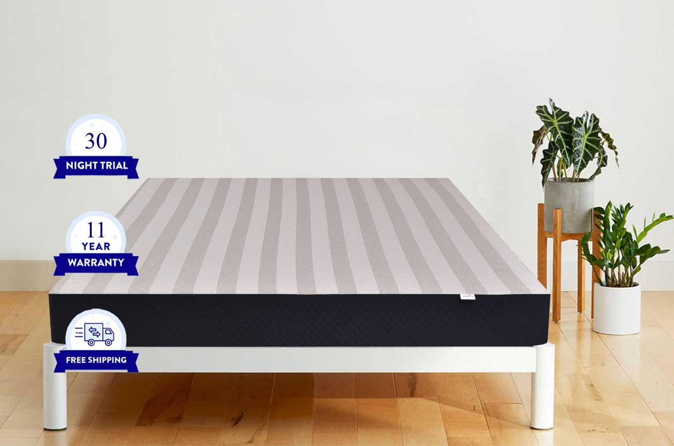 Buy natural latex mattress online in india