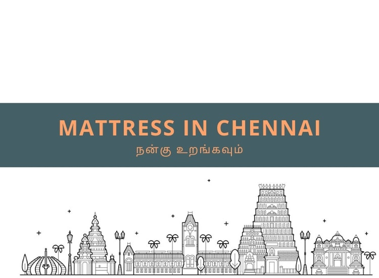 Buy best pocket spring mattress online in chennai