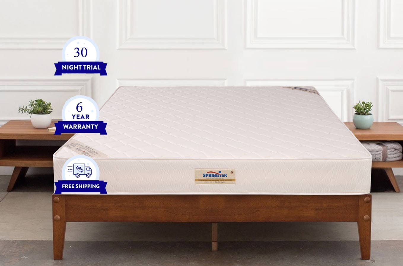 Best mattress in india - springtek